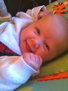 Eva's Smile