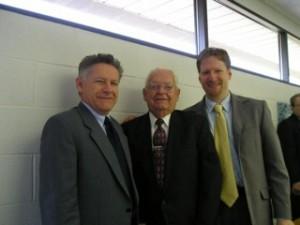 3 Generations of pastors at Jonathan Whitman Ordination Councill