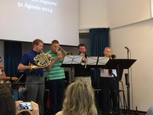 The Whitman Brass live on!