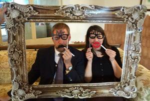 Mr. and Mrs. Whitman